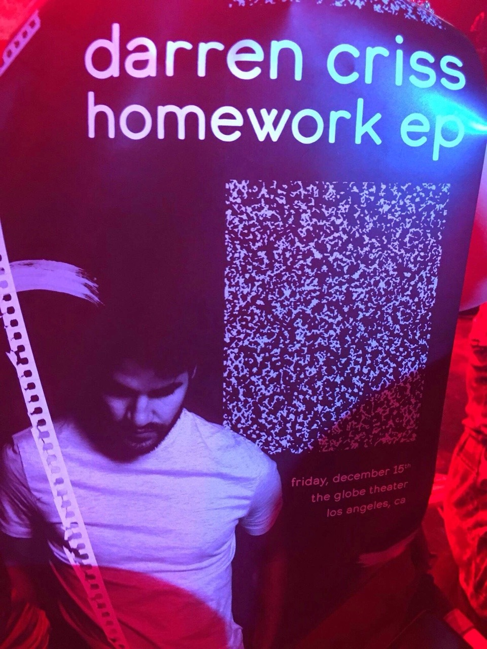 Topics tagged under homework on Darren Criss Fan Community Tumblr_p11c0wG8oM1ubd9qxo1_1280