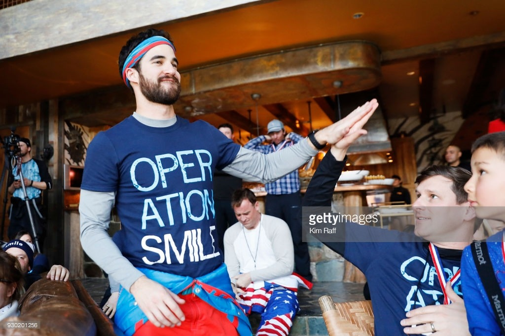 Topics tagged under operationsmile on Darren Criss Fan Community Tumblr_p5efhpAoGr1ubd9qxo6_1280