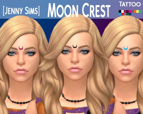 Moon Crest Tattoo Tumblr_oy982dDO0D1th7ejjo1_500