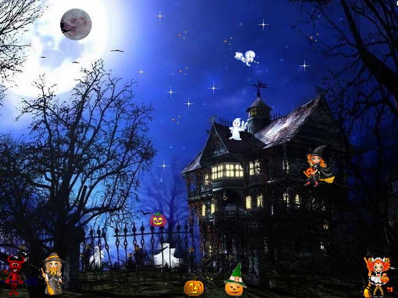 HALLOWEEN ,PORQUE SE CELEBRA ?? Halloween-eve