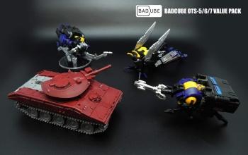 [BadCube] Produit Tiers - Jouet OTS-05 Claymore / OTS-06 Hypno / OTS-07 Kickbutt - aka Insecticons 9wUCXsnS