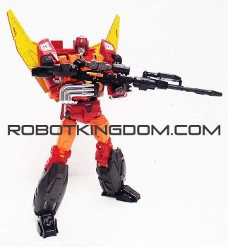[DX9 Toys] Produit Tiers - Jouet D-06 Carry aka Rodimus et D-06T Terror aka Black Rodimus Cr9hsvKl