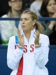 Maria Sharapova the 2016 Fed Cup World Group 1st  at Olympic Stadium in Moscow - February 6-2016 x5 JQJlIzwc