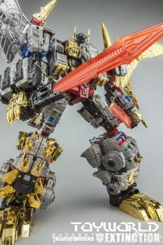[Toyworld][Zeta Toys] Produit Tiers - Jouet TW-D aka Combiner Dinobots - Page 3 KtRob4po