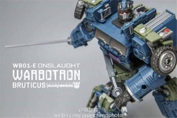 [Warbotron] Produit Tiers - Jouet WB01 aka Bruticus - Page 6 NTMONDdO