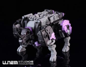 [Mastermind Creations] Produit Tiers - Feral Rex (aka Prédacons G1) + R-20N Nero Rex (aka Prédacons Noir) - Page 2 NcDEapH5