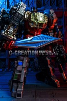 [GCreation] Produit Tiers - Jouet ShuraKing - aka Combiner Dinobots - Page 3 PfvFKvni
