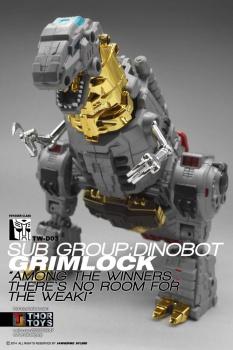 [Toyworld][Zeta Toys] Produit Tiers - Jouet TW-D aka Combiner Dinobots - Page 2 Pli3V643