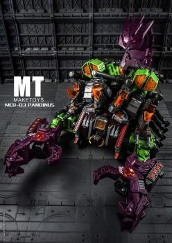 [Maketoys] Produit Tiers - Jouet MCB-03 Pandinus - aka Scorponok et MCB-03D Devil Stinger - aka Black Zarak V9pzWecY