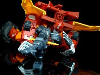 [DX9 Toys] Produit Tiers - Jouet D-06 Carry aka Rodimus et D-06T Terror aka Black Rodimus - Page 2 XYtDDPaO