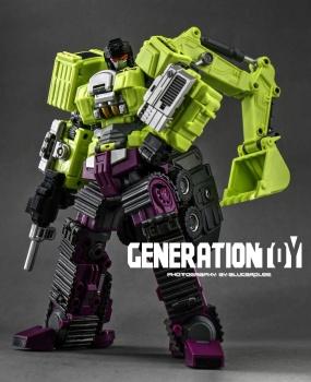 [Generation Toy] Produit Tiers - Jouet GT-01 Gravity Builder - aka Devastator/Dévastateur - Page 3 ARvW1oy4