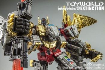 [Toyworld][Zeta Toys] Produit Tiers - Jouet TW-D aka Combiner Dinobots - Page 3 B3kwtYi3