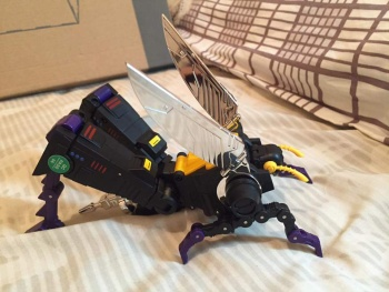 [Fanstoys] Produit Tiers - Jouet FT-12 Grenadier / FT-13 Mercenary / FT-14 Forager - aka Insecticons - Page 4 EvssCjQX