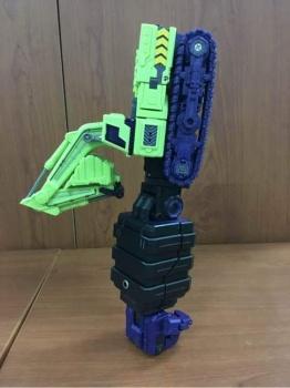 [Toyworld] Produit Tiers - Jouet TW-C Constructor aka Devastator/Dévastateur (Version vert G1 et jaune G2) - Page 3 EwCJs6za