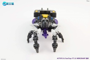 [Fanstoys] Produit Tiers - Jouet FT-12 Grenadier / FT-13 Mercenary / FT-14 Forager - aka Insecticons - Page 2 SxhVTOQ4