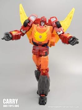 [DX9 Toys] Produit Tiers - Jouet D-06 Carry aka Rodimus et D-06T Terror aka Black Rodimus - Page 2 VLg8BLLQ