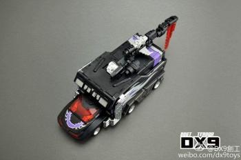 [DX9 Toys] Produit Tiers - Jouet D-06 Carry aka Rodimus et D-06T Terror aka Black Rodimus - Page 2 Vdv7BLzx