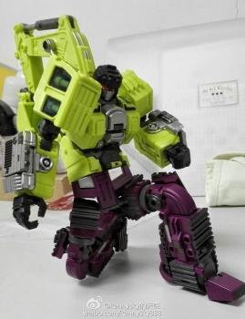 [Generation Toy] Produit Tiers - Jouet GT-01 Gravity Builder - aka Devastator/Dévastateur - Page 3 XEE9QPof