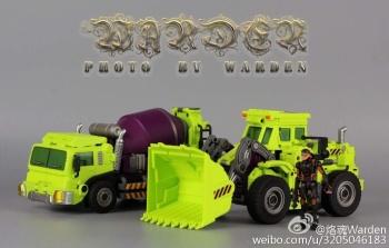 [Generation Toy] Produit Tiers - Jouet GT-01 Gravity Builder - aka Devastator/Dévastateur - Page 2 XsTykBxR