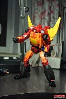 [DX9 Toys] Produit Tiers - Jouet D-06 Carry aka Rodimus et D-06T Terror aka Black Rodimus - Page 2 08LE0AaB