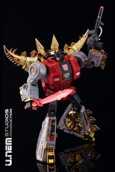 [Fanstoys] Produit Tiers - Dinobots - FT-04 Scoria, FT-05 Soar, FT-06 Sever, FT-07 Stomp, FT-08 Grinder - Page 6 8GloIMvJ