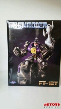 [Fanstoys] Produit Tiers - Jouet FT-12 Grenadier / FT-13 Mercenary / FT-14 Forager - aka Insecticons - Page 2 9lCXy7DO