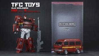 [TFC Toys] Produit Tiers - OS-01 Ironwill (aka Ironhide/Rhino) & OS-03 Medic (aka Ratchet/Mécano) - Page 2 AhWJbSuV