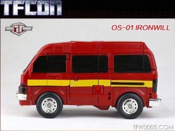 [TFC Toys] Produit Tiers - OS-01 Ironwill (aka Ironhide/Rhino) & OS-03 Medic (aka Ratchet/Mécano) AnLT1eUQ
