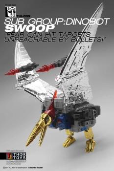 [Toyworld][Zeta Toys] Produit Tiers - Jouet TW-D aka Combiner Dinobots - Page 2 BXfJYt7h