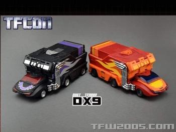 [DX9 Toys] Produit Tiers - Jouet D-06 Carry aka Rodimus et D-06T Terror aka Black Rodimus - Page 2 DLIB2OTl