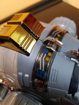 [Fanstoys] Produit Tiers - Dinobots - FT-04 Scoria, FT-05 Soar, FT-06 Sever, FT-07 Stomp, FT-08 Grinder - Page 9 NnlF9KbL