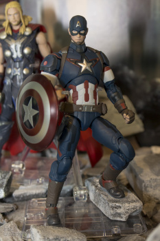[Comentários] Marvel S.H.Figuarts WuSC5Amy