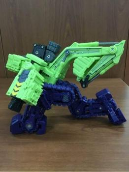 [Toyworld] Produit Tiers - Jouet TW-C Constructor aka Devastator/Dévastateur (Version vert G1 et jaune G2) - Page 3 CsOHhDFr