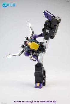 [Fanstoys] Produit Tiers - Jouet FT-12 Grenadier / FT-13 Mercenary / FT-14 Forager - aka Insecticons - Page 2 DqqYvlZO