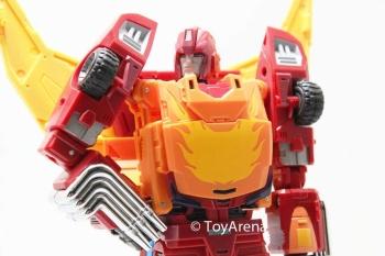 [DX9 Toys] Produit Tiers - Jouet D-06 Carry aka Rodimus et D-06T Terror aka Black Rodimus - Page 2 GPcZQi3D