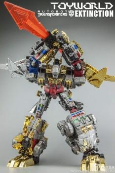 [Toyworld][Zeta Toys] Produit Tiers - Jouet TW-D aka Combiner Dinobots - Page 3 HpSPz74P