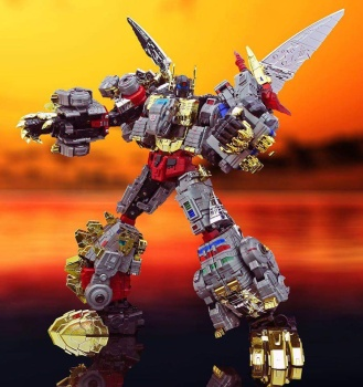 [Toyworld][Zeta Toys] Produit Tiers - Jouet TW-D aka Combiner Dinobots - Page 2 Qm2m8kxy
