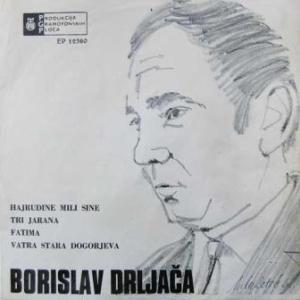 Bora Drljaca - Diskografija SPBjsGfe