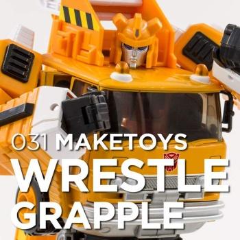 [Maketoys] Produit Tiers - MTRM-03 Hellfire (aka Inferno) et MTRM-05 Wrestle (aka Grapple/Grappin) - Page 4 XBbk5BIW