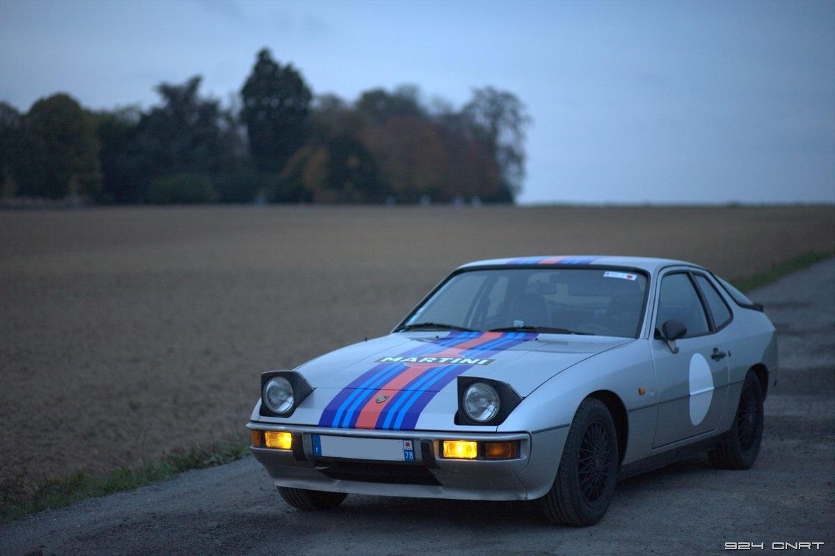 RCh Papillon GOLF 2 GTI (was : Audi) - 924 inside MartiniCNRT