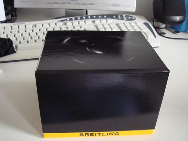 breitling superocean - Breitling Superocean Steelfish X-Plus Boite01