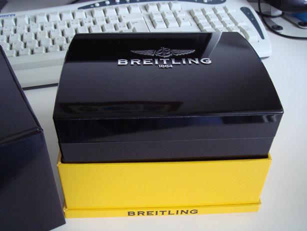 breitling superocean - Breitling Superocean Steelfish X-Plus Boite02