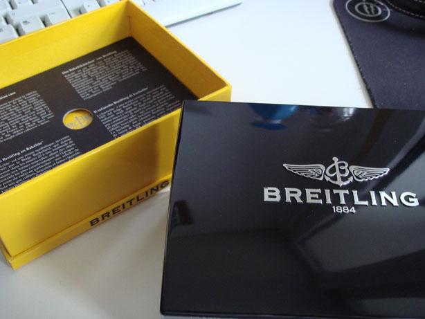 breitling superocean - Breitling Superocean Steelfish X-Plus Boite03