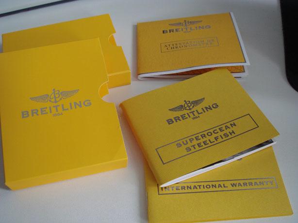 breitling superocean - Breitling Superocean Steelfish X-Plus Boite06