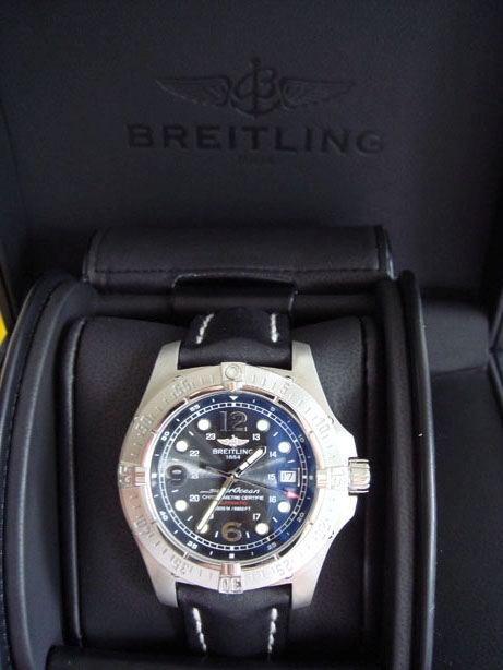 breitling superocean - Breitling Superocean Steelfish X-Plus Boite07