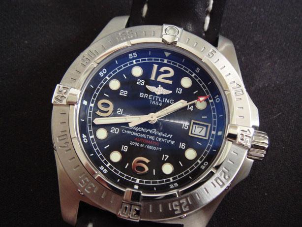 breitling superocean - Breitling Superocean Steelfish X-Plus Montre01