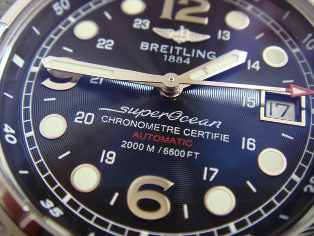 breitling superocean - Breitling Superocean Steelfish X-Plus Montre02