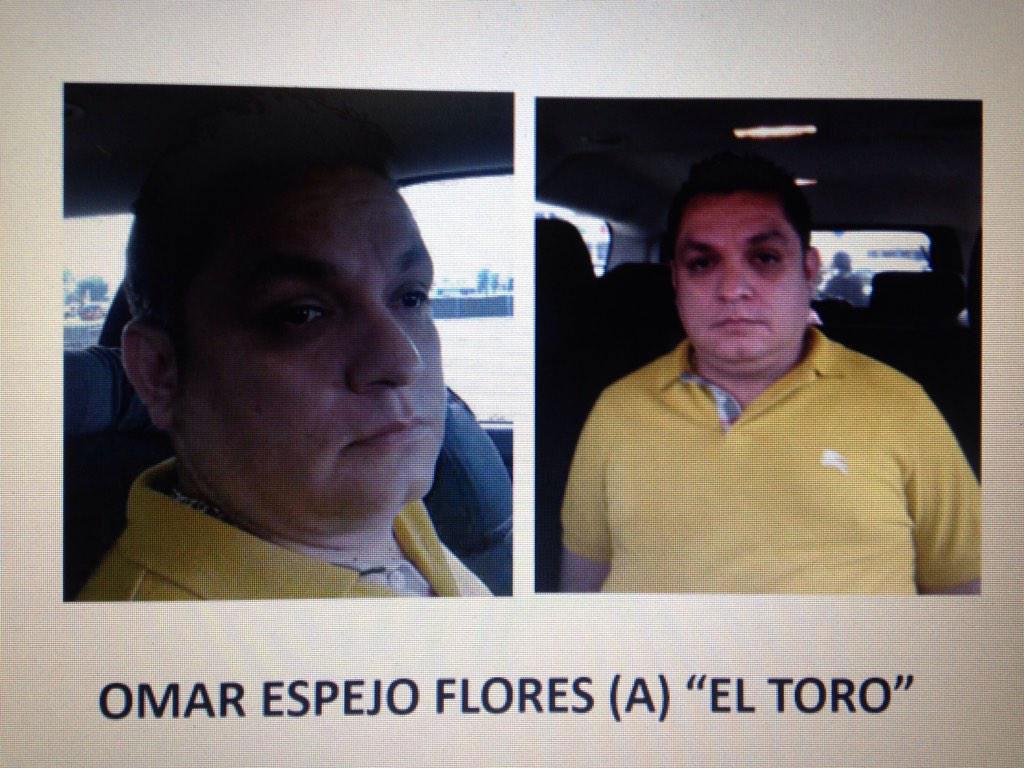 Cae Omar Espejo Flores, líder del cártel de Jalisco Nueva Generación 1116532