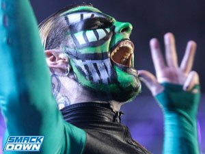 Justin Gabriel vs Jeff Hardy  (Table Match) 2472741231_1