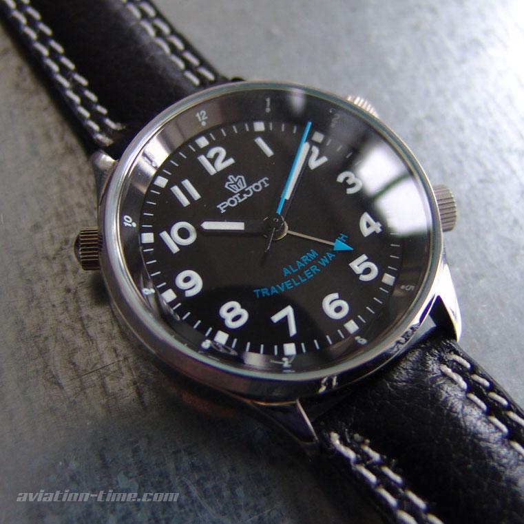 Liste des montres automatiques ou manuelle avec alarme P608039469